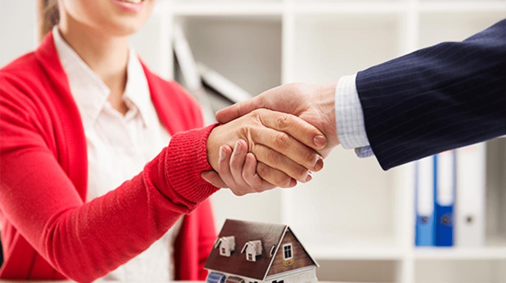 handshake loan