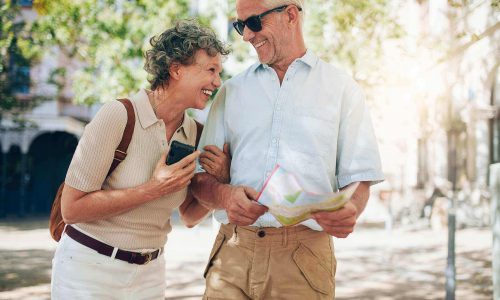 Refinancing for retirees