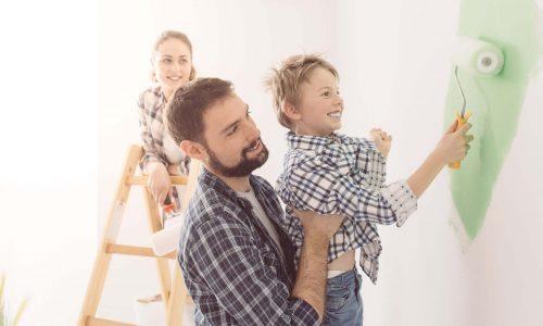 Home loan renovations